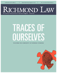 Richmond Law Magazine: Winter 2015