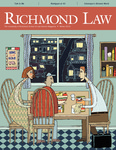 Richmond Law Magazine: Winter 2016