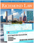 Richmond Law Magazine: Summer 2017