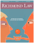 Richmond Law Magazine: Winter 2018