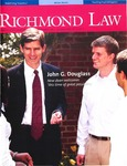 Richmond Law Magazine: Summer 2008