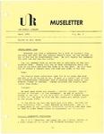 Museletter: April 1983