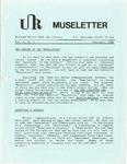 Museletter: February 1986