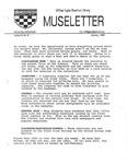 Museletter: January 1992