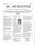 Museletter: Fall 1996