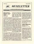 Museletter: Intersession 1997