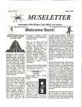 Museletter: Winter 1998
