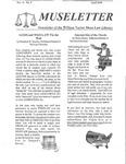 Museletter: April 1998