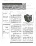 Museletter: October/November 1998