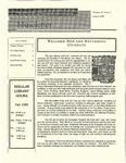 Museletter: August 1999