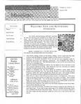 Museletter: August 2001