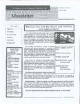 Museletter: March 2003