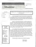 Museletter: September/October 2003