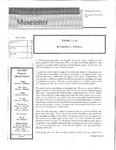 Museletter: November/December 2004