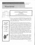 Museletter: March 2005