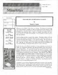 Museletter: August 2005