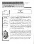 Museletter: October 2005