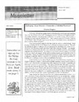Museletter: March 2006