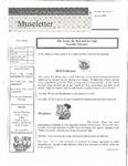 Museletter: January 2007