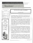 Museletter: January 2008