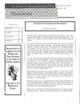 Museletter: March 2008