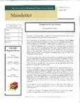 Museletter: August 2008