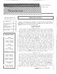Museletter: October 2008