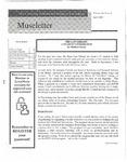 Museletter: April 2010