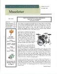 Museletter: November 2010