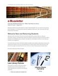 e-Museletter: August 2012 by Suzanne Corriell