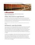e-Museletter: September 2012