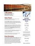 e-Museletter: December 2013