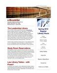e-Museletter: January 2014