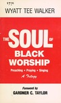 The Soul of Black Worship