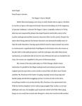Libretto: The Beggar's Opera