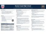 Boston Found High School by Natalie Gillisse, Nihal Sriramaneni, and Kendra O'Connor